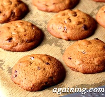 Фото: Шоколадне печиво по-американськи