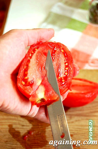 Фото: Тушкована квасоля, з овочами і грудинкою
