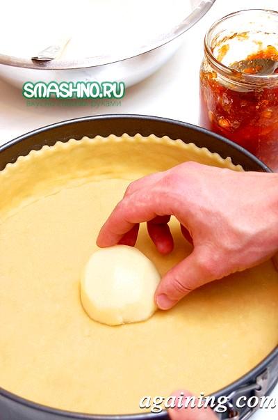 Фото: Накриваю половинкою груші