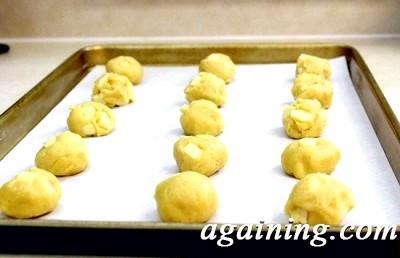 Фото: Яблучне печиво
