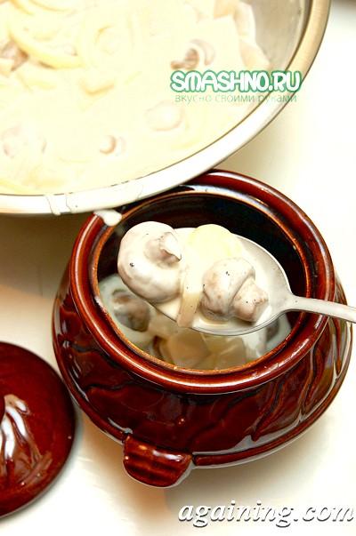 Фото: Рецепт кальмарів в сметані