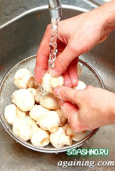 Фото: Рецепт кальмарів з фото