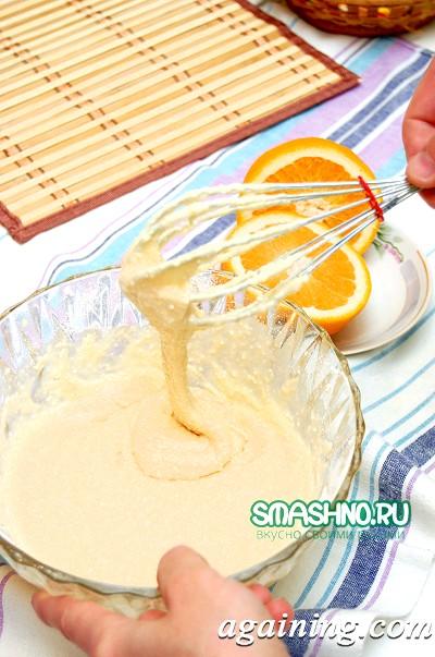 Фото: Ось таке виходить тісто ...