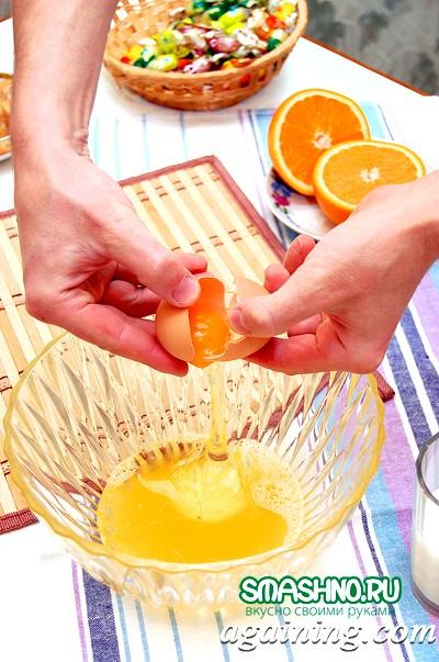Фото: Додаю яйце