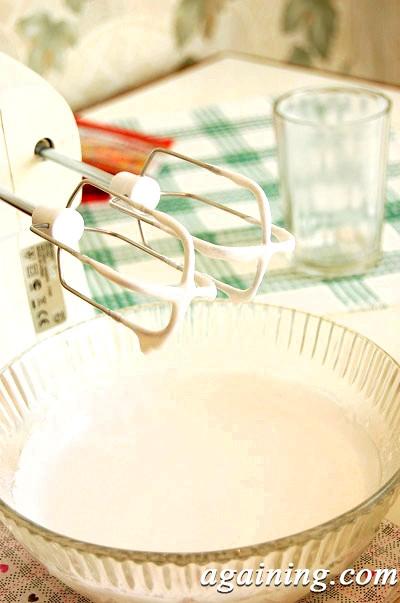 Фото: Глазур для прикраси пасхальних пасок