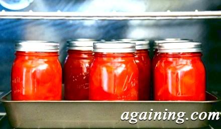 Фото: Болгарський перець в томатному соку