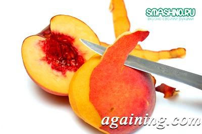 Фото: Підготовляю персики
