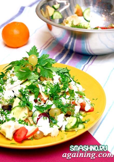 Фото: Незвичайний салат