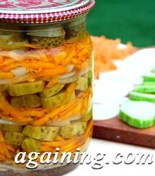 Фото: Рецепт огірків на зиму