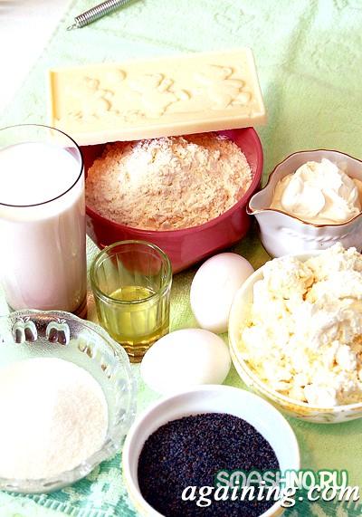 Фото: Продукти для торта