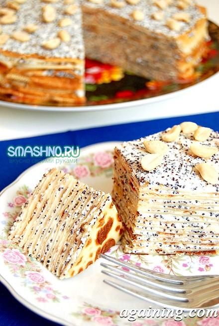 Фото: Пробуємо блінчатий торт