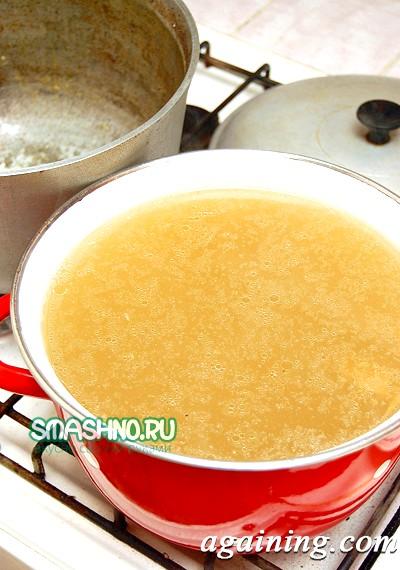 Фото: Рецепт юшки з щуки фото