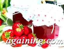 Фото: Варення з полуниці