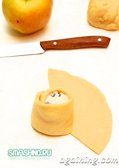Фото: Рецепт приготування ватрушки
