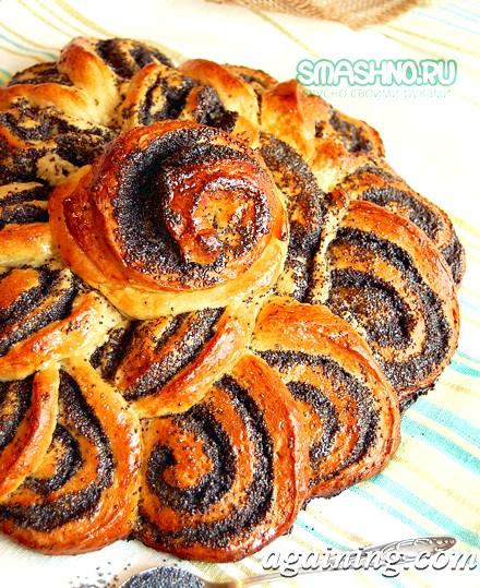 Фото: Маковий пиріг