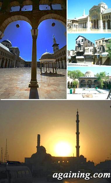 Фото: види Дамаска