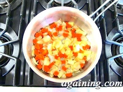 Фото: Обсмажте моркву