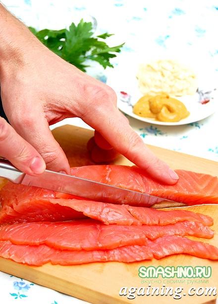 Фото: Святкова закуска рецепти з фото