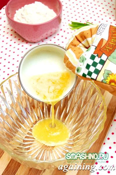 Фото: Млинці на молоці фото